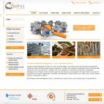 Website Compas management