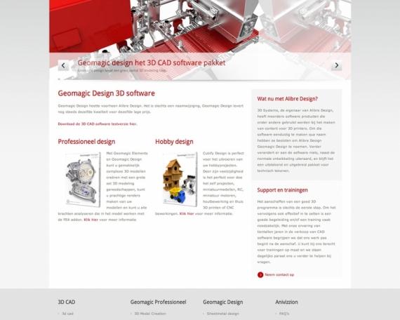 Website Geomagicdesign