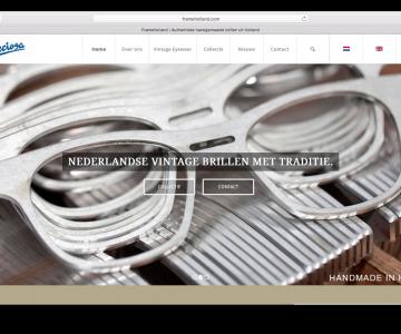Website Frame Holland