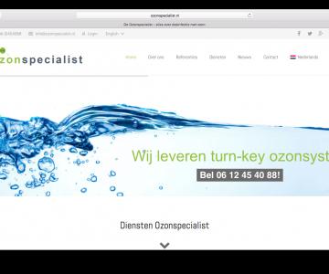 Website Ozon specialist