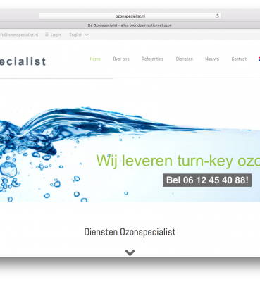 Website Ozon specialist