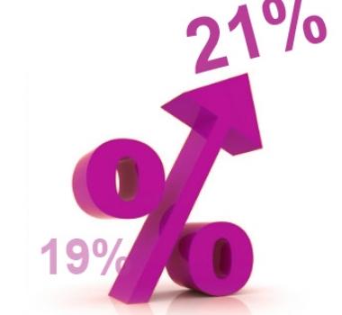 BTW verhoging voor webwinkels