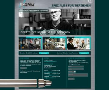 Website Geerts dieptrekken