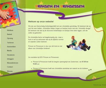 Website Kinderdagverblijf