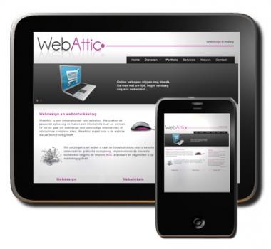 Hoe ziet uw website eruit op tablets en smartphones?