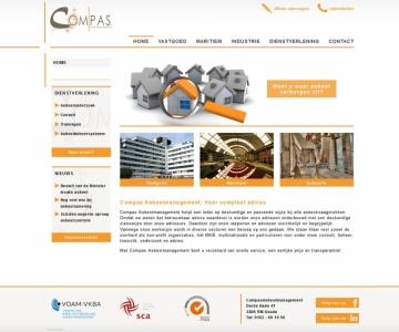 Website Compas management