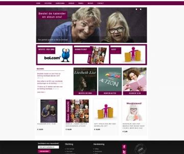 Website Stichting Hoofdzaak
